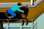 Igre Konji – Rodeo Utrka Konja