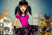 Emo Dress Up Games For Girls