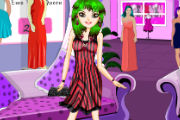 Emo Games – Emo Prom Dress Up