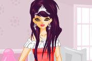Emo Princess Dress Up Game