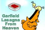 Garfield Lasagne S Neba – Garfield Igre