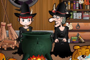 Witch Games – Little Witch and Magical Drink