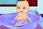 Kupanje Male Bebe – Igre Kupanja Beba