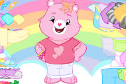 Care Bears Dress Up Games