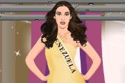 Igre Misica – Obuci Miss Venezuele