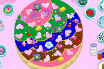 Dekoriranje Šarene Torte – Igre Torte