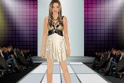 Top Model Games – Adriana Lima Dress Up and Make Up Game