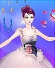 Barbie Vjenčanje Oblačenje Igre za Djevojčice