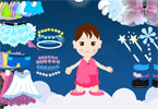 Igra Oblačenje Bebe Igre za Djevojčice
