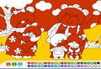 Medvjedi Bojanka Igre za Djevojčice