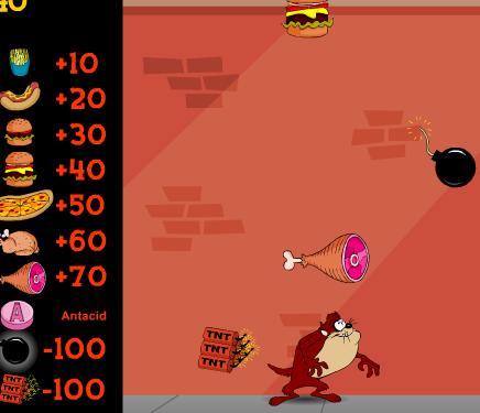 Igra Taz Igrica - Igre za Djecu Igrice