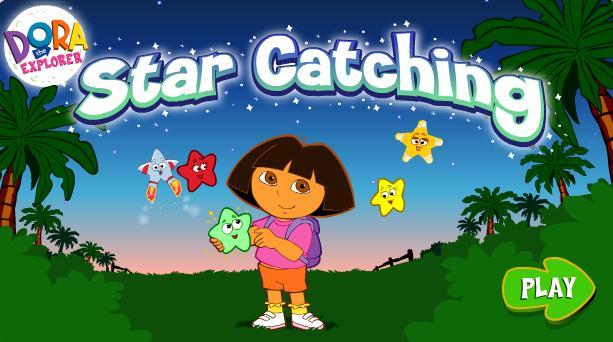Igra Dora Istražuje Zvijezde Igrica