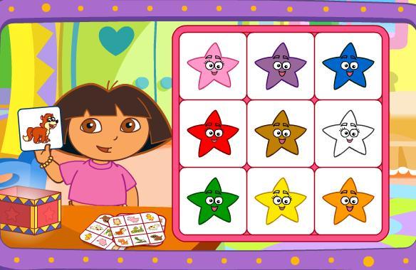 Igra Dora Istražuje Memory Igrica