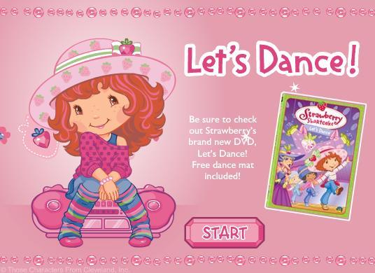 Jagodica Bobica Plesanje Igre za Djevojčice