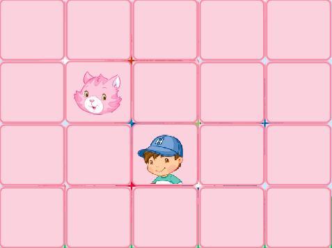 Jagodica Bobica Memory Igre za Djevojčice
