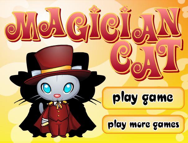 Igra Magična Mačka Igrica Zabavne