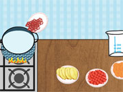 Igra Kuhanje Vegeterijanske Juhe Igrica - Igre Kuhanja