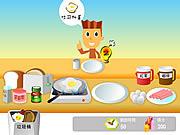 Igra Doručak Igrica - Igre Kuhanja