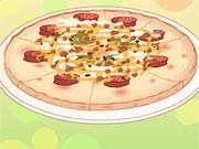 Igra Zagreb Pizza - Igre Kuhanja