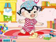 Igra Obuci Bebu Igrica Odjevanje