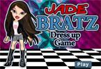 Igrica Bratz Jade Oblačenje Igrica - Igre Bratz Igrice za Djevojčice