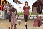 Modno Oblačenje Djevojka Igra za Djevojčice