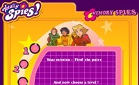 Igra Totally Spies Memory Igrica