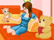 Igra Moja Slatka Mačka Igrica – Zabavne Igre Igrice