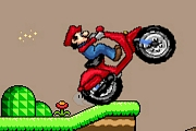 Mario Motorbike Ride – Driving Games