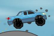 Igra Kamionet Offroad Vožnja Igre Auti