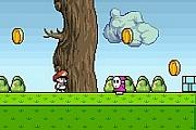 Super Mario kao Beba