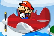 Mario Plane Rescue Game – Aircraft Games