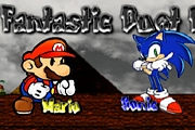 Sonic Mario u duetu sa Sonicom