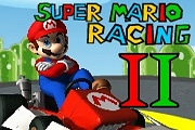 Super Mario Kart Racing Game