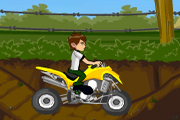 Ben 10 Motorcycle Games