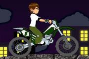Ben 10 Vozi Kroser – Igre Motori