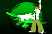 Ben 10 Games – Air Combat Game