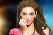 Beyonce Makeover Game – Make Up Games