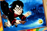 Harry Potter Coloring Book – Coloring Games
