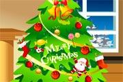 Božićno Drvce – Igra Dekoracije