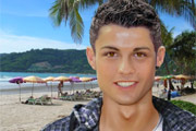 Cristiano Ronaldo – Dress Up Game