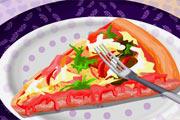 dekoriranje pizze