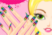 Nail Polish Game for Girls