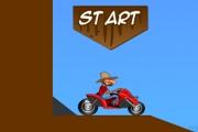 Igra Vožnje Skutera kao Seljak