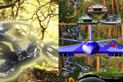 Vožnja Krosera kao Profesionalac – Igre s Kroserima