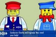 Lego Vlakić Igrica