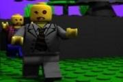 Zombiji Napadaju Kulu – Lego Igra