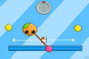 Slaganje Naranči u gravitaciji – Igra Logičke Slagalice