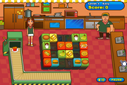 Igra Hamburger Mahjong – Logička Slagalica