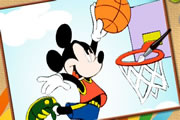 Mickey Mouse Coloring Book – Disney Coloring Game